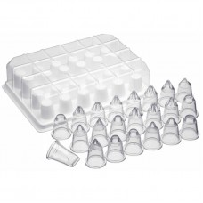 Set of 24 Icing Nozzles
