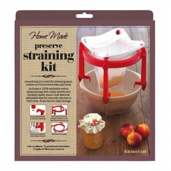 Home Made Jam Straining Kit