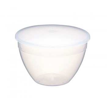 Plastic Pudding Basins