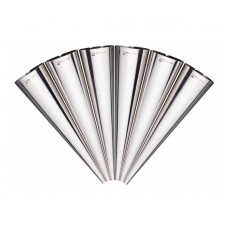 Stainless Steel Cream Horn Moulds