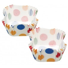 Cup Cake Cases Square