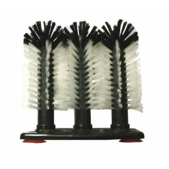 Manual Glass Washer 3 Brush