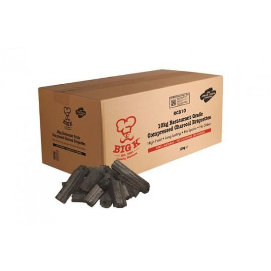 BIG K® Charcoal Briquettes 10kg