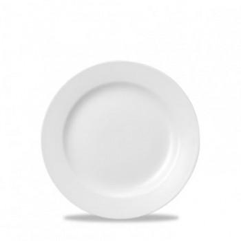 "Churchill White Classic Plate 6.5"""