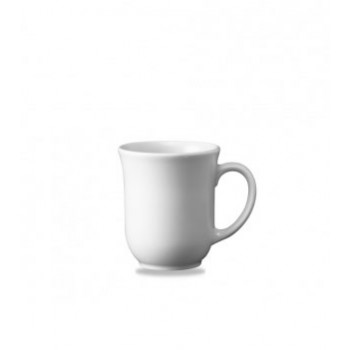 Churchill White Elegant Mug