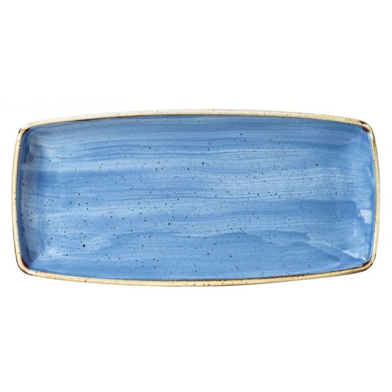 Churchill Stonecast Oblong Plate