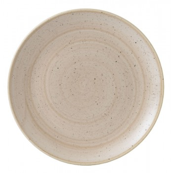 Churchill Stonecast  Coupe Plate