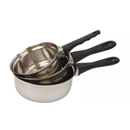 Cook & Eat Saucepan Set