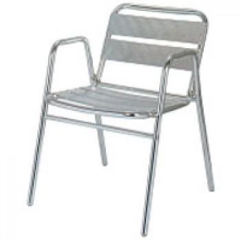 Aluminium Stacking Chair