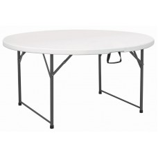 Centre Folding Round Table