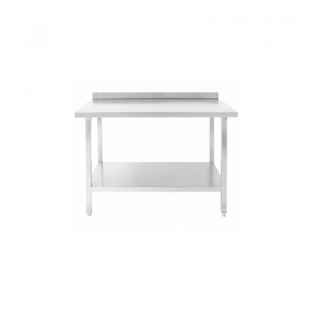 Atlas Stainless Steel Work Bench Large