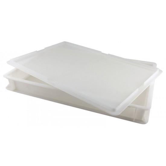 Stackable Dough Box Lids