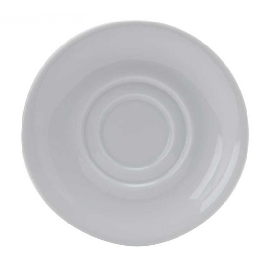 Royal Genware Double Well Saucer