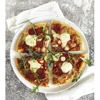 Royal Genware Pizza Plate