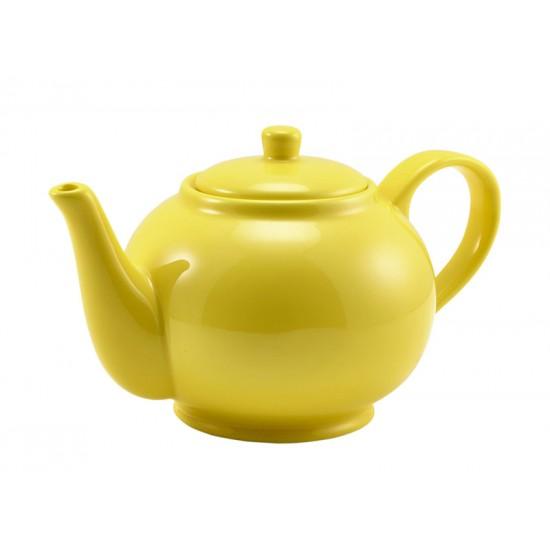 Royal Genware Coloured Teapots