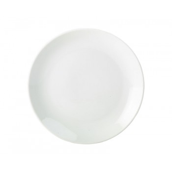 Royal Genware Coupe Plates