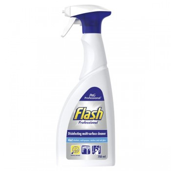 Flash Disinfecting Multi-Surface Cleaner 750ml