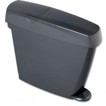 Sanitary Bin 20lt Grey