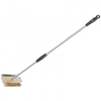 Double Sided Pizza Oven Brush