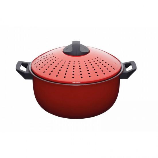 Carbon Steel Pasta Pot 4lt