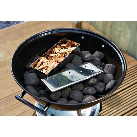 Barbecue Smoking Box