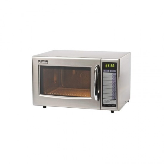 Sharp 1000w Microwave Oven