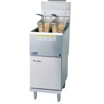 Pitco Free Standing Gas Fryer