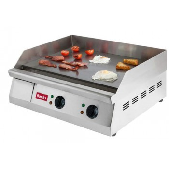 Banks Griddle Fry Top Double