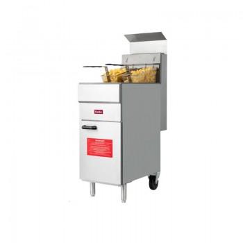 Banks Gas 3 Burner Freestanding Fryer