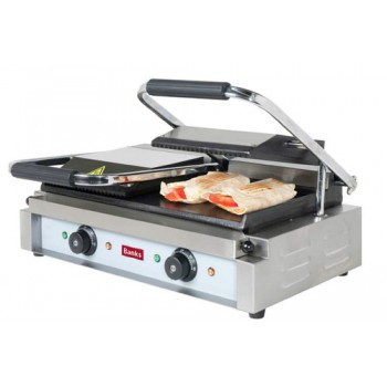 Banks Double Panini Grill