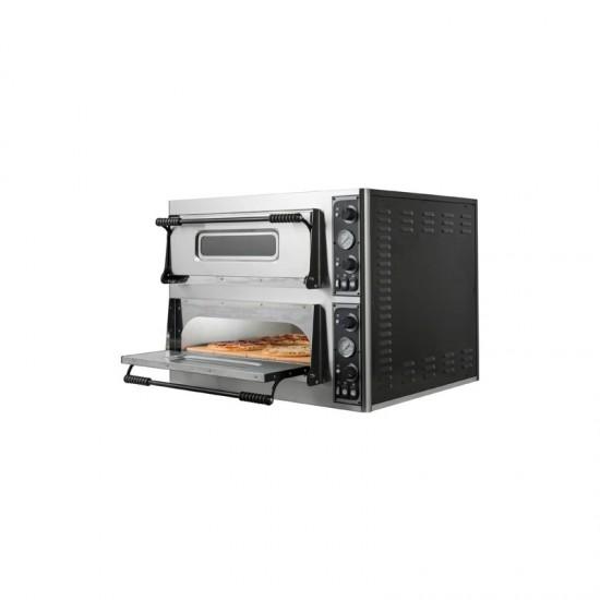 Mazzoni Twin Deck Pizza Oven