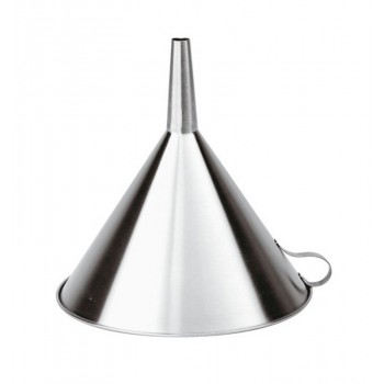 Stainless Steel Large Funnel