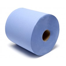 Blue 2ply Centre Feed