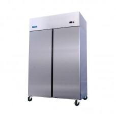 Unifrost 900lt  Compact 2 Door Freezer