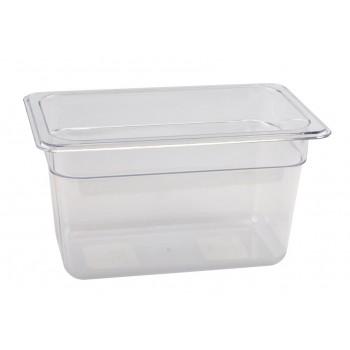 Polycarbonate 1/4 Gastronorm Pans