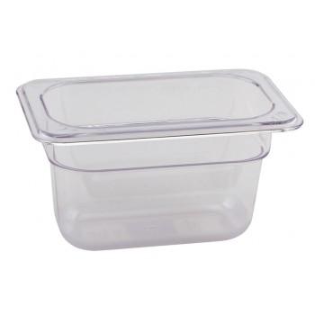 Polycarbonate 1/9 Gastronorm Pans