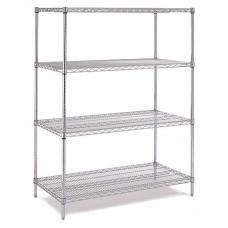 Chrome Shelf Racking Sets
