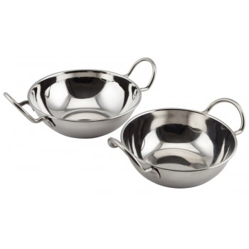 Balti Dishes with Handles