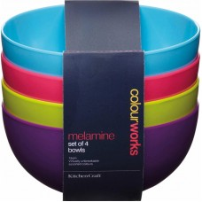 Colourworks Melamine Bowls