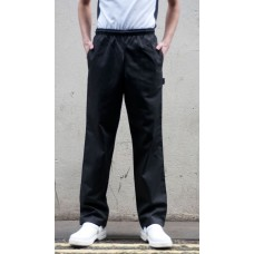 Dennys Elasticated Chef Trousers