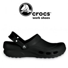 Crocs Specialist Vent Shoe Black