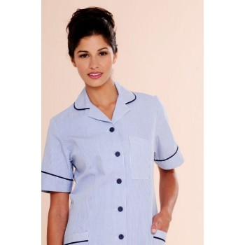 Nurses Tunic PH2A Blue Stripe