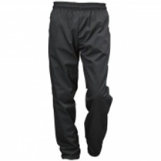 Black Baggie Chef Trousers